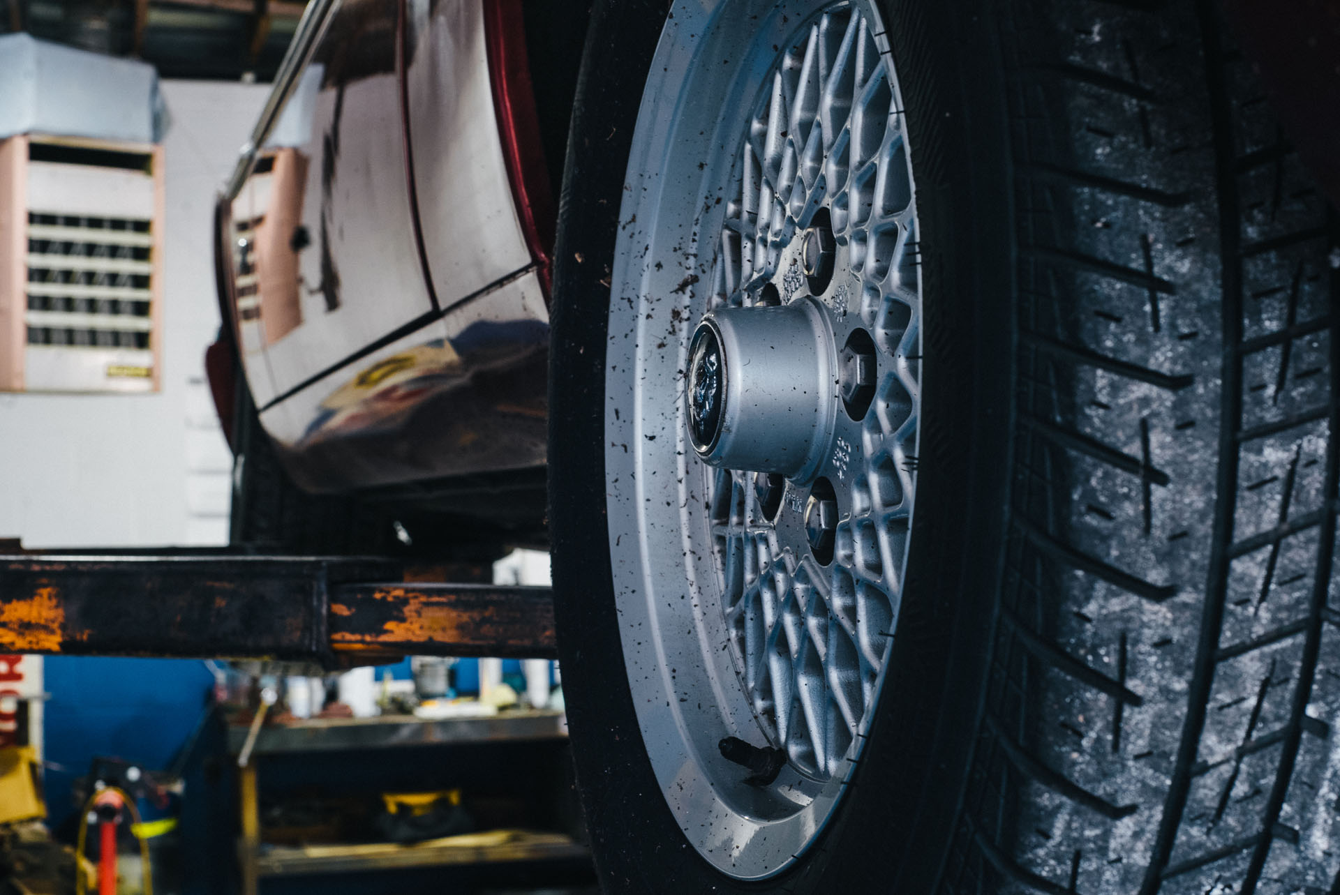 auto tire maintenance kansas city